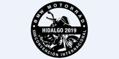 XXIII Convención Internacional BMW Motorrad Hidalgo 2019