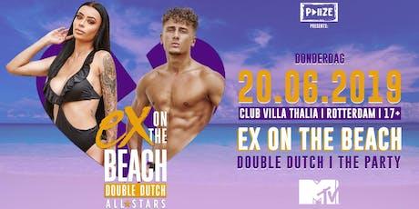 Pauze ►❘❘ MTV Ex on the Beach tickets