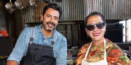 Nancy Silverton celebrates Baja California with chefs Javier Plascencia, Drew Deckman, David Castro Hussong  & Maribel Aldaco Silva  tickets
