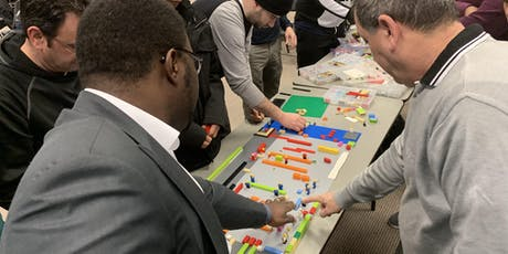 PMI LAKESHORE PRESENTS LEAN SIX SIGMA (LEGO) YELLOW BELT CERTIFICATION, 2 DAYS,DECEMBER 7 & 14, 2019 tickets