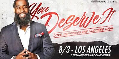 You Deserve It: Los Angeles