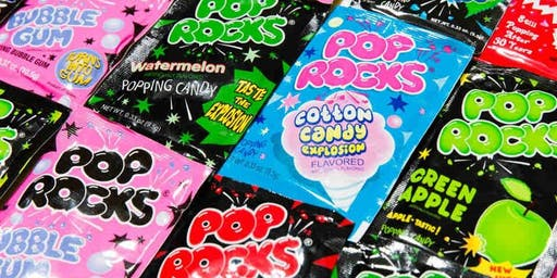 Columbia Falls Candy Explosion - Teen Summer Experience