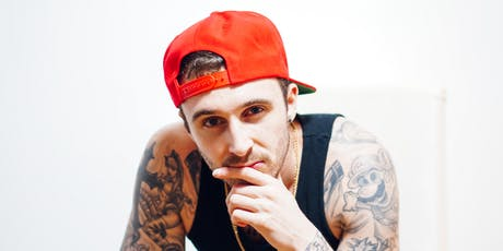 Chris Webby Live in Stuttgart - 31.08.19 - Schräglage Tickets