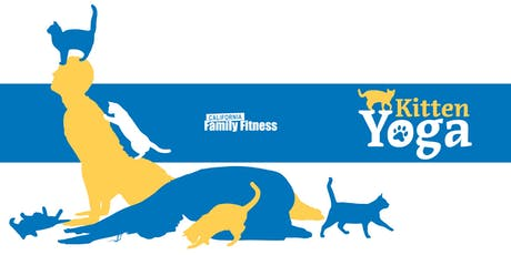 FAMILY Kitten Yoga, Benefiting the SPCA (Pocket) tickets