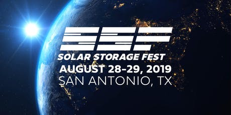 Solar Storage Fest 2019 (SSF19) tickets