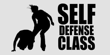 Free Youth Self Defense Class  tickets