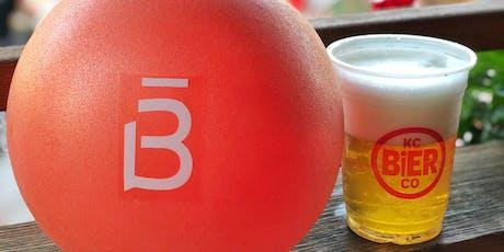 Barre3 + Beers tickets