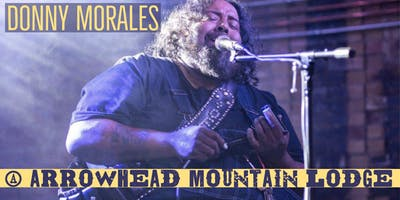 Arrowhead Mtn Lodge Summer Music Series Presents Donny Morales