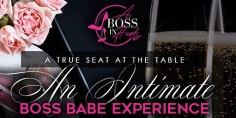 Boss Babe Brunch Experience  tickets