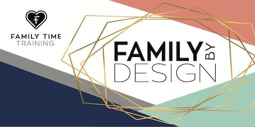 Family by Design: FTT Annual Fundraiser