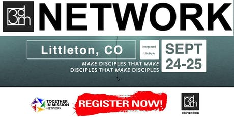 3DM Denver Network / Community of Practice (for Past LC Participants)  tickets