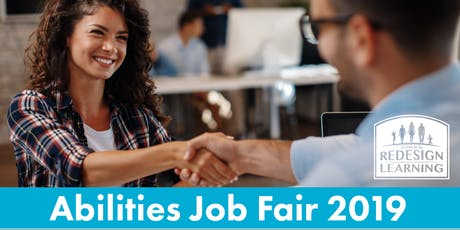 2019 Abilities Job Fair tickets