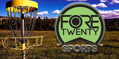 First Annual Fore Twenty Sports Disc Golf Tournament tickets