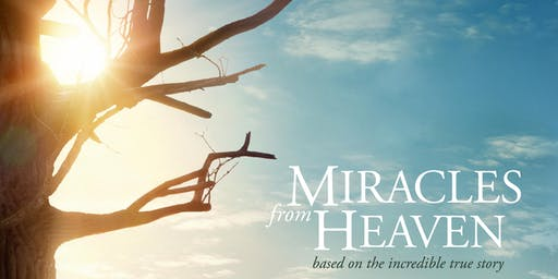 New London Little Theatre presents: Miracles From Heaven