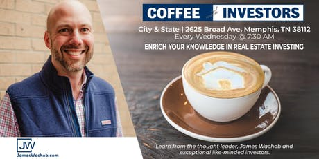Coffee With Investors tickets