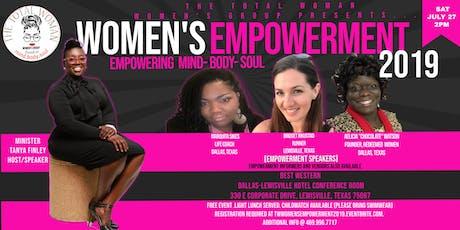 Women's Empowerment 2019 tickets