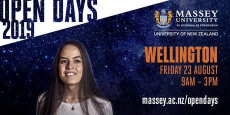 Massey University Open Day - Wellington tickets