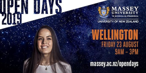 Massey University Open Day - Wellington