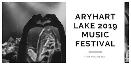 Zemi-Zen FIRST Annual - MUSIC HEALS - Ayrhart Lake Festival tickets