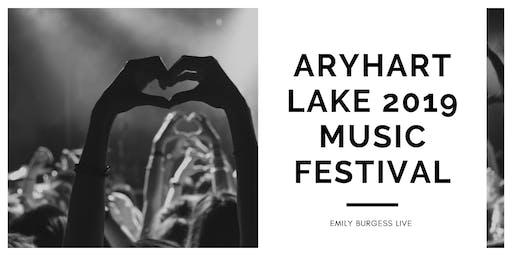 Zemi-Zen FIRST Annual - MUSIC HEALS - Ayrhart Lake Festival