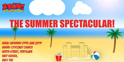 The Summer Spectacular!