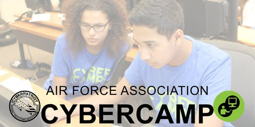AirForce CyberPatriot CyberCamp