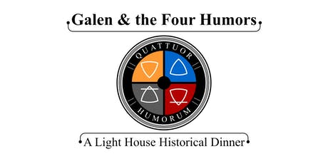 Galen and the Four Humors tickets