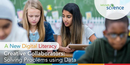Creative Collaborators: Using Data to Solve Problems in Early Years to Grade 6 (St. John's)