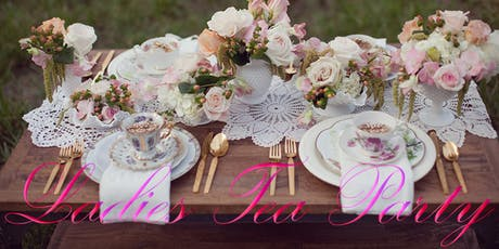 Ladies Tea Party  tickets