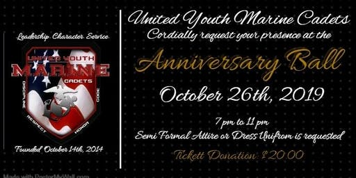 5th Annual UYMC Anniversary Ball