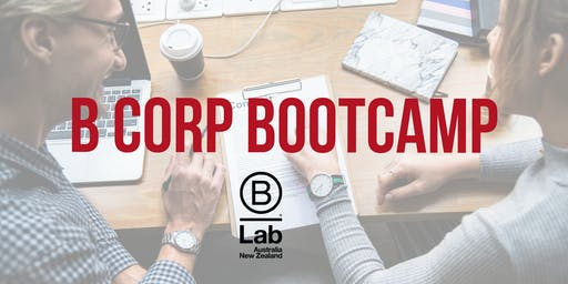 B Corp Boot Camp (Melbourne) August 2019