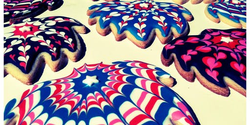 July 4th Cookie Decorating Workshop for Kiddos