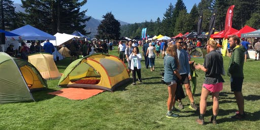 Pacific Crest Trail Days - Hiking, Camping, & Backpacking Festival