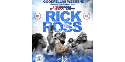 Rick Ross & Other Artists TBA at Clè July 4th