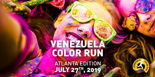 Venezuela Color Run