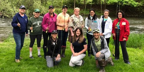 Women's Intro to Fly Fishing tickets