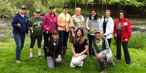 Women's Intro to Fly Fishing