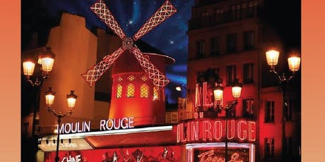 Moulin Rouge at UP & DOWN Friday 6/21 tickets