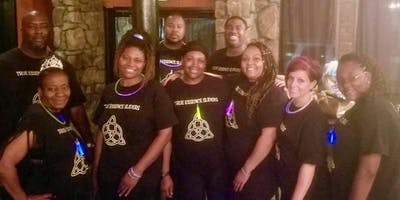 TRUE ESSENCE SLIDERS Line Dance Workshop and GLOW Party 2019!!