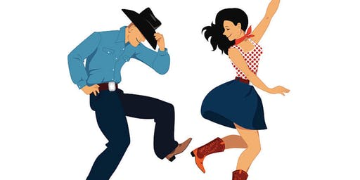 Couples Country Dance Lesson Night! Cusack Village Barn