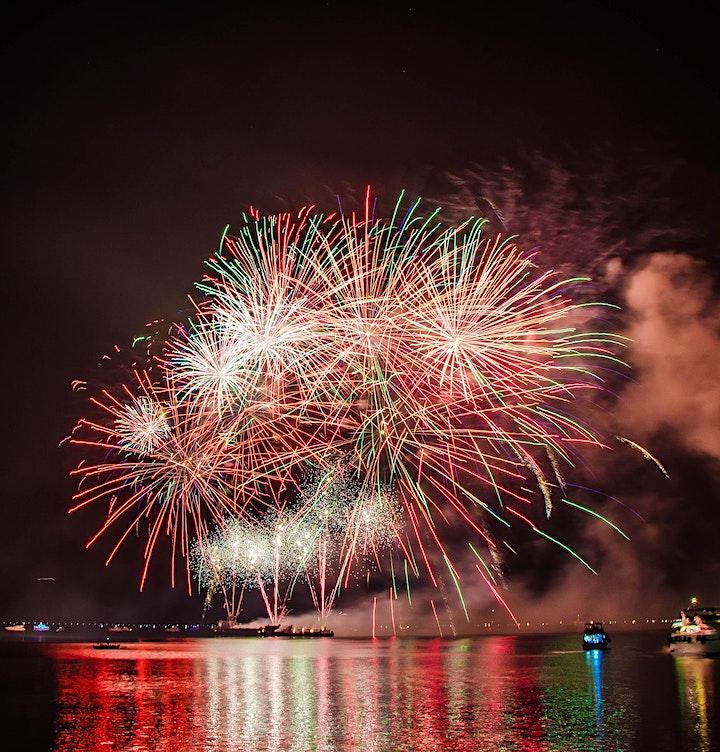 Matariki Fireworks Cruise 2021 image