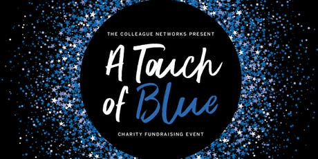 'A Touch of Blue' Charity Fundraising Event tickets