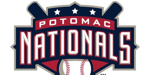 Homerun Event of the Year: Tailgate and Potomac Nationals Game 2019