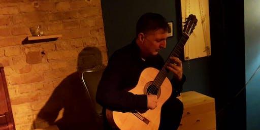 Spanische Gitarre Improvisationen