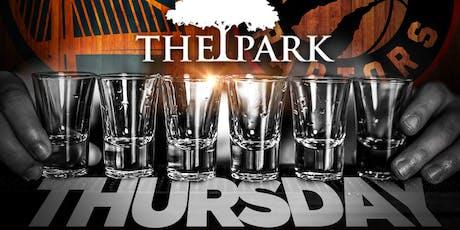 Park Thursday's: #CocktailswithCarrington / #ThePregameDC (@JustCarrington) tickets