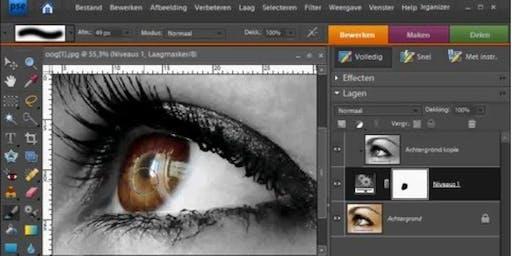 Photoshop Basics!
