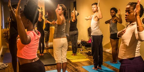 KEMETIC YOGA Fundamentals: a 3-hour intensive workshop with Kassandra Kernisan tickets