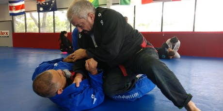 Carlos Machado's 2019 Jiu-Jitsu Mastery Summer Camp tickets