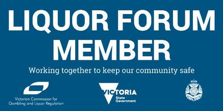 Victoria Police - Hobsons Bay Liquor Forum tickets