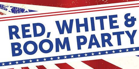 The Boat House | Red, White & Boom Party!  tickets
